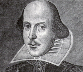 William Shakespeare, dramaturgo y actor ingles. (Visual Hunt)