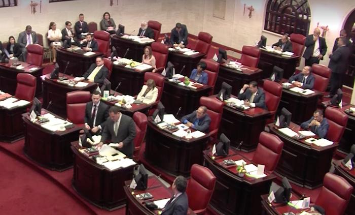Hemiciclo Senado (Livestream)
