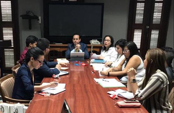 Estudiantes en Fortaleza (Facebook)