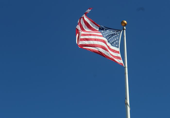 Bandera de Estados Unidos. (Glorimar Velázquez/ Diálogo)