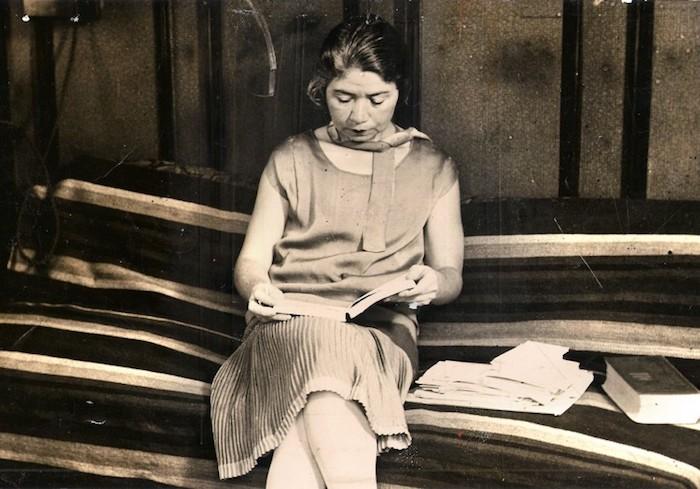 Alfonsina Storni. (Suministrada)