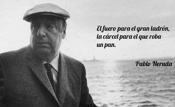 Pablo Neruda. (YouTube)
