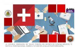 El foro se realizá el martes, 21 de febrero a la 1 de la tarde en el Anfiteatro Jaime Benítez del Recinto de Ciencias Médicas