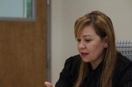 Doctora Lesley Irizarry, profesora de la Escuela de Consejería en Rehabilitación de la UPRRP. (Osvaldo Cortés, Diálogo)