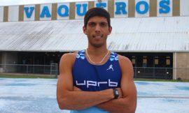 Bryan, atleta UPR Bayamón. (Osvaldo Cortés/ Diálogo)