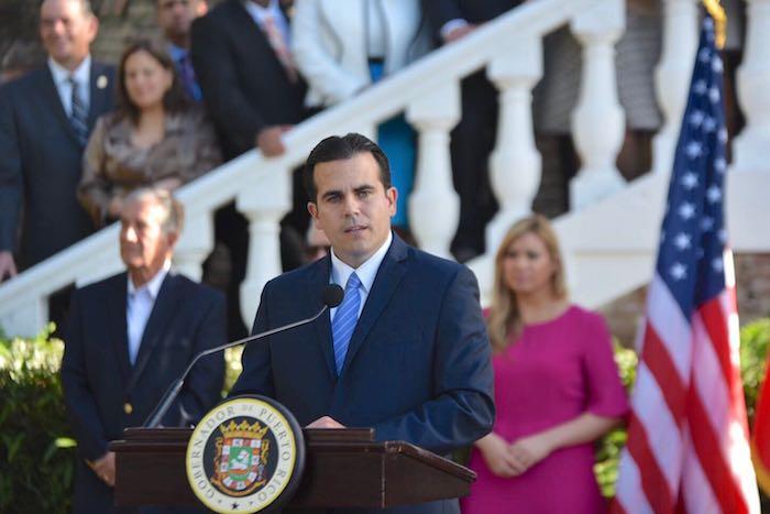 Ricardo Rosselló Gonzalez, gobernador de Puerto Rico. (Suministrada)