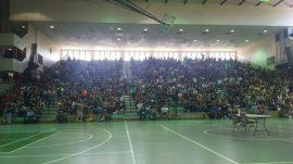 La asamblea general contó con la participación de 2,976 estudiantes, el 27% del estudiantado. (Suministrada / Lenna Garay)