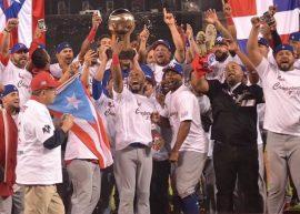 Los Criollos de Caguas alcanzaron el cuarto título de su historia en la Serie del Caribe. (Facebook)