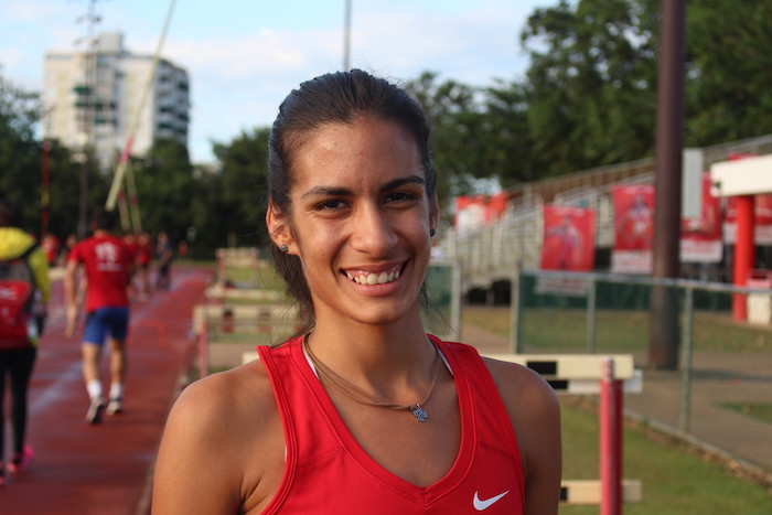 Loumarie Figueroa representará a la UPR, Recinto de Río Piedras. (Osvaldo Cortés / Diálogo)