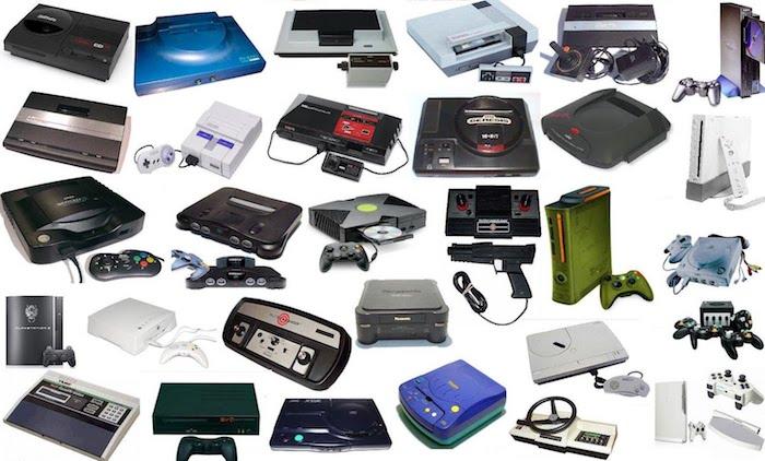 Consolas de videojuegos (Youtube)