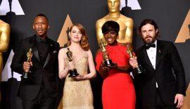 Actores Oscars