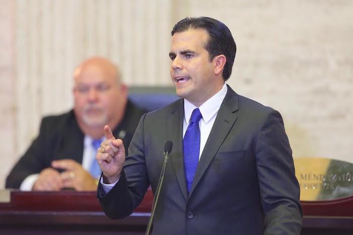 Gobernador Ricardo Rosselló