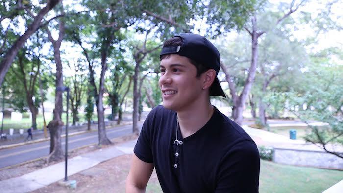 Gilberto D. Vázquez Gómez, estudiante de COPU. (Suministrada)