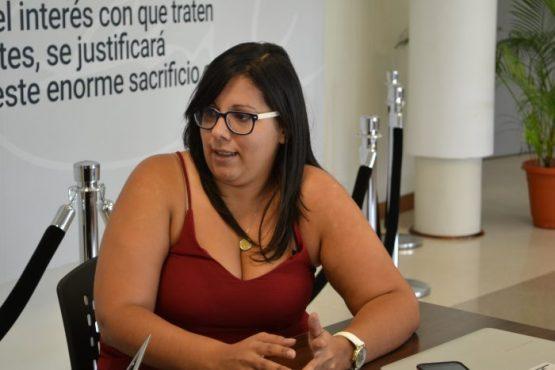 Marysel Pagán Santana, presidenta del CGE del RCM. (Andrea Santiago/ Diálogo)