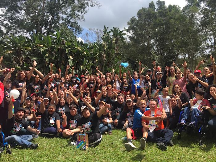 Dia Mundial del Sindrome Down en la UPR-Cayey
