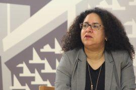 Licenciada Sheila Vélez Martínez, profesora de leyes de la Universidad de Pittsburg en Pennsylvania (Ronald Ávila-Claudio/Diálogo)