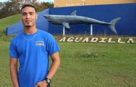 Atleta UPR Aguadilla. (Osvaldo Cortés/ Diálogo)