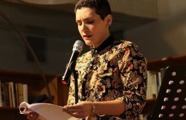 Raquel Salas Lectura