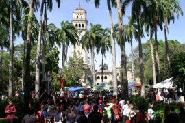 La acción de la administración universitaria entre en conflicto con el paro decretado por los estudiantes en la asamblea general de la semana pasada. (Archivo)
