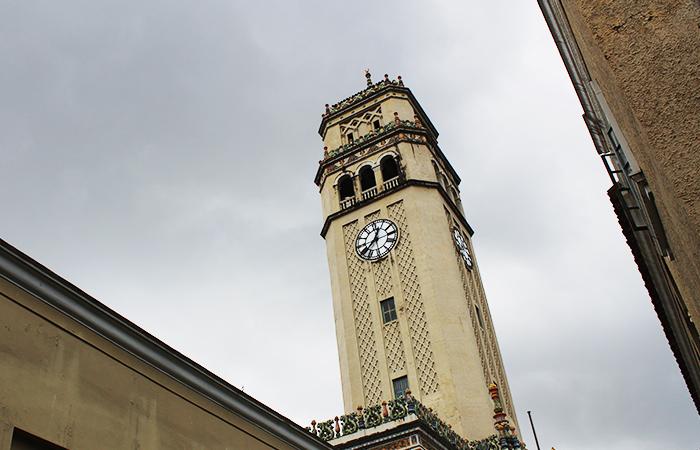 Torre del Recinto de Río Piedras de la UPR. (Archivo)