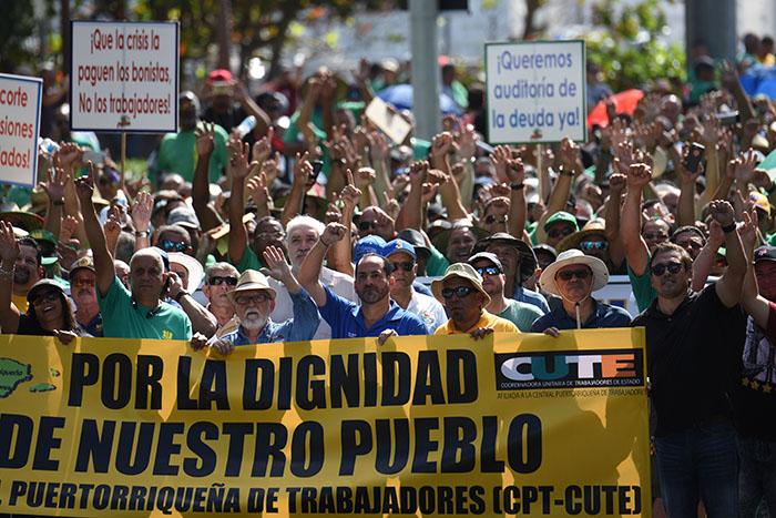 manifestacion contra promesa