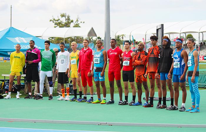 Competencias de atletismo de las Justas 2017. (Luis De Jesús/ Diálogo)