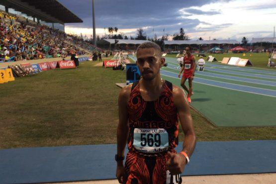 El Turano vence en la marcha de 5,000 metros masculino.