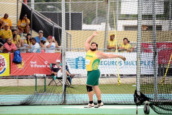 Competencias de atletismo en las Justas de la LAI 2017. (Luis De Jesús/ Diálogo)