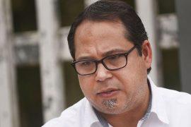 José Encarnación, rector de la UPR en Humacao. (Ricardo Alcaraz/ Diálogo)