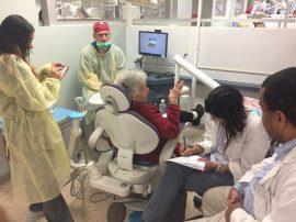 Dentista del RCM