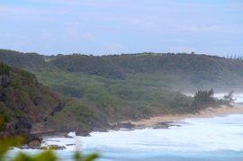 Vista desde Guajataca, parte de la zona del Karso norteño. (Osvaldo Cortés/Diálogo)