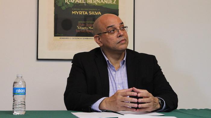 Teólogo de la Intereameticana Metro. (Reuel Torres/ Diálogo)