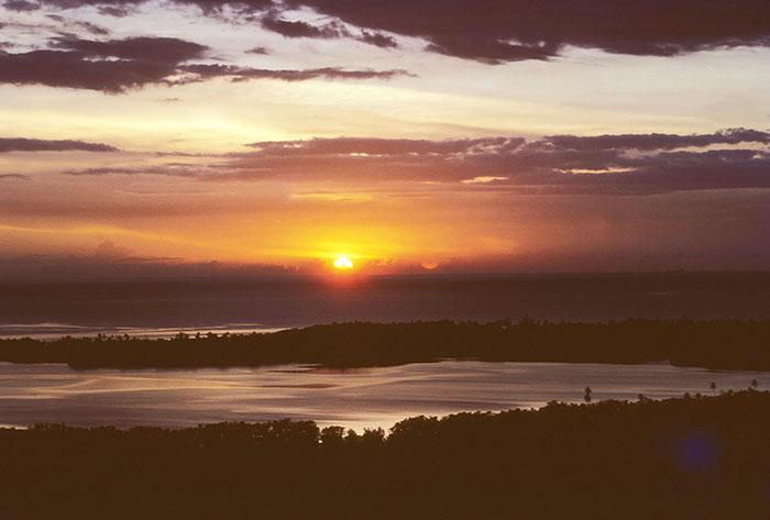 Reserva Natural de la Laguna Joyuda en Cabo Rojo. (Ricardo Alcaraz / Diálogo)
