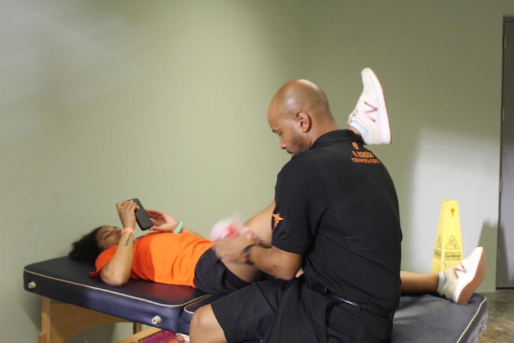 Terapista fisico TURABO