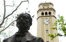 Torre del Recinto de Río Piedras de la UPR