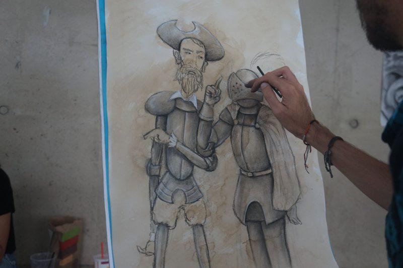 Don Quijote (Zahaira Cruz Aponte/Diálogo).