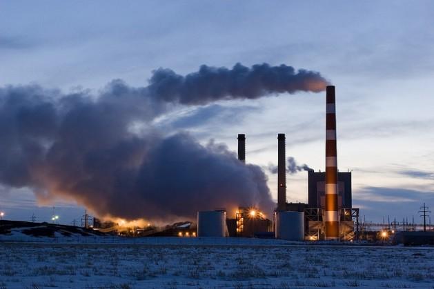 Planta de carbón europea. Crédito: Bigstock