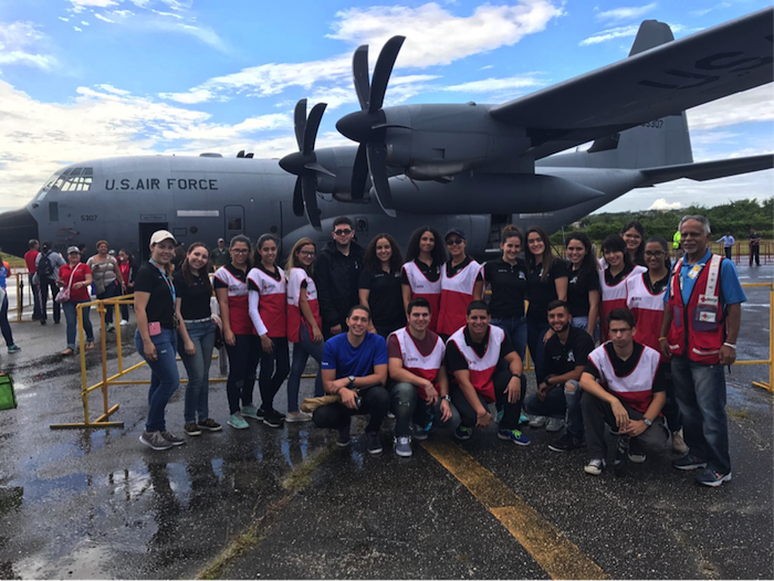 Consejo de la Cruz Roja Americana de la Universidad de Puerto Rico en Aguadilla