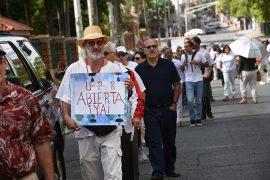 profesores piden abrir portones de la huelga UPR