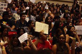 estudiantes asamblea UPR RP