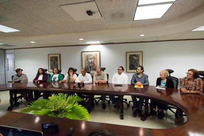 Comité de Mediación Multisectorial
