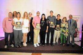 La UPR de Rio Piedras recibio nueve premios. (L. Minguela LAI)