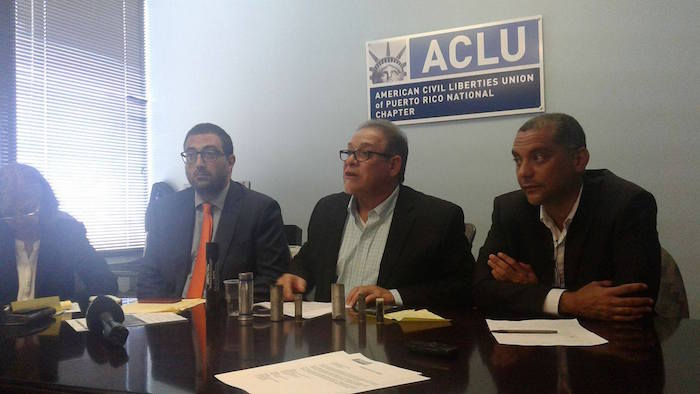 conferencia de la ACLU