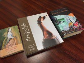 Libros de la Editorial UPR. (Zahaira Cruz/ Diálogo)