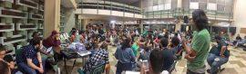 Pleno estudiantes RUM (Centro de Comunicación Mayagüez)
