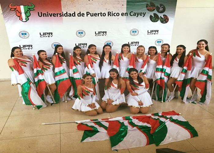 Abanderadas UPR Cayey