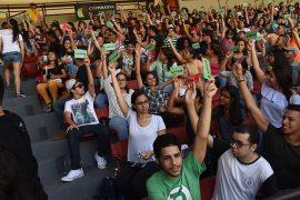 UPR Humacao huelga asamblea