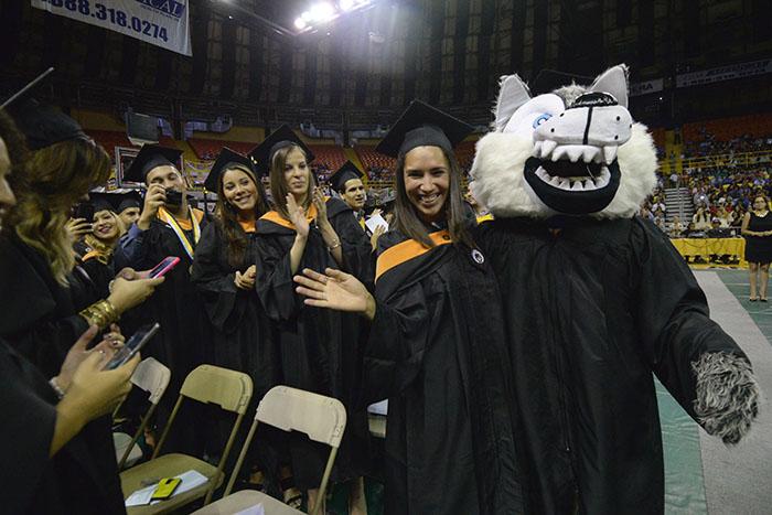 Graduación de la UPR en Arecibo/9 junio 2016