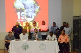 Director Ejecutivo del ICP y artistas anuncian 19 Festival Afrocaribeno 2017