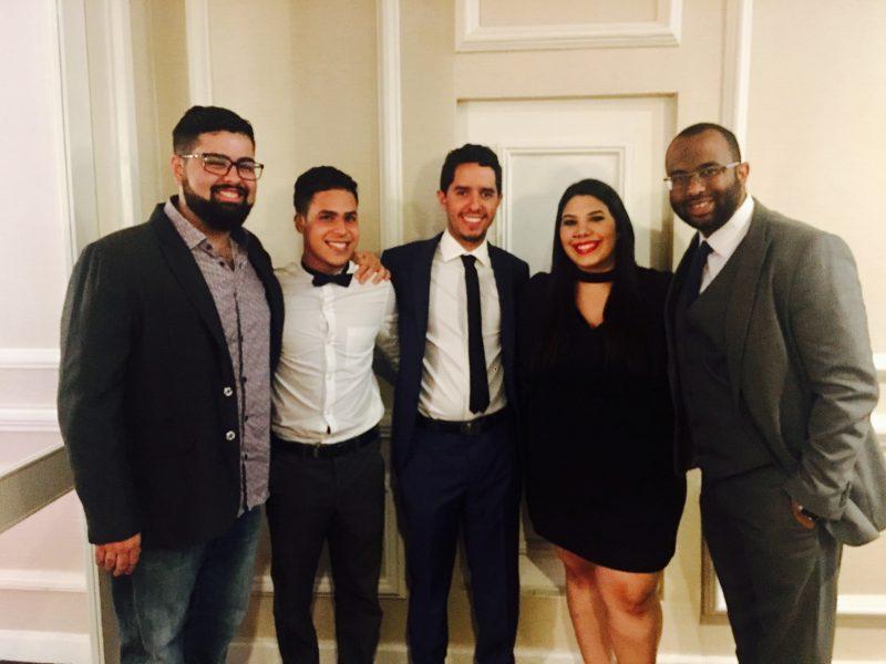 Jaguares 2 estudiantes UPR Carolina ganadores Premio Cuspide 2017